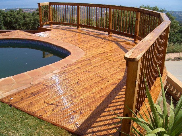 Thermowood Thermodeck