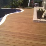 Laminated Bamboo Decking